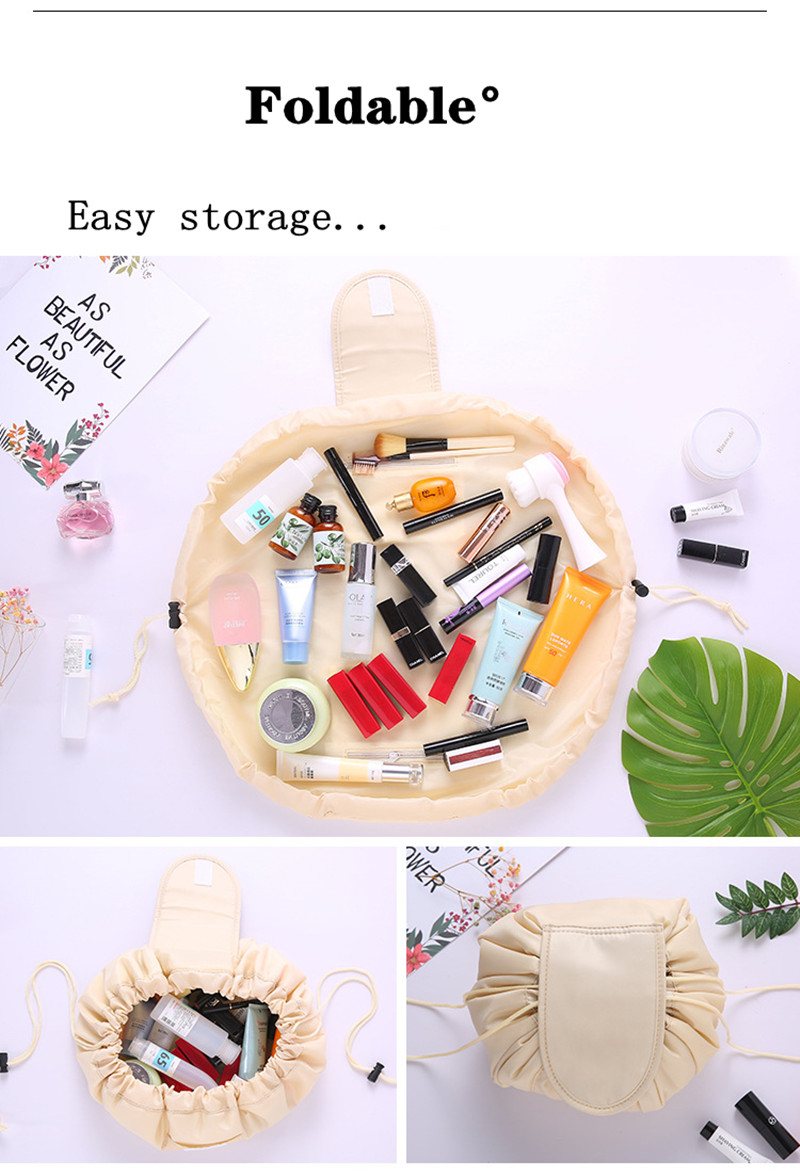 Travel Cosmetic Bag for Girls on atmyhome