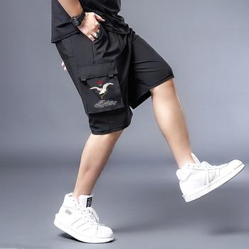 Plus Size 7XL 6XL 5XL XXXXL  Mens Shorts New Summer Men Loose Short Pants Large High Quality Casual