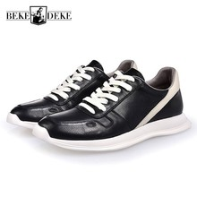 Korean New Mens Casual Shoes Men Top Brand