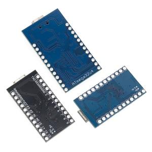 Image 2 - TENSTAR ROBOT Pro Micro With the bootloader Black/Blue  ATmega32U4 5V/16MHz Module controller Mega32U4 leonardo for arduino