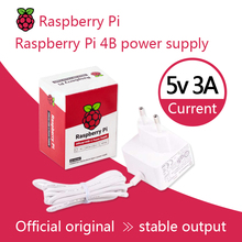 Raspberry Pi 15.3W USB C Power Supply The official and recommended USB C power supply for Raspberry Pi 4