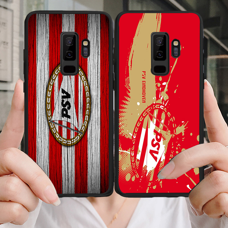 Eindhoven FC Phone Case For Samsung Galaxy S6 S7 Edge S8 S9 Plus A3 A7 A5 A8 A9 C5 C9 J3 J5 J7 S5 DIY Case Soft TPU Bergwijn