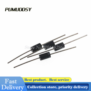 20PCS/LOT 1N54011N5408 1N5404 1N5818 1N5822 UF5408 UF5402 Rectifier Diode DO-27