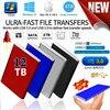 Original new 12TB 10TB 8TB External SSD 6TB 4TB Mobile Solid State Hard Drive USB 3.1 External SSD Typc-C Portable Hard Drive