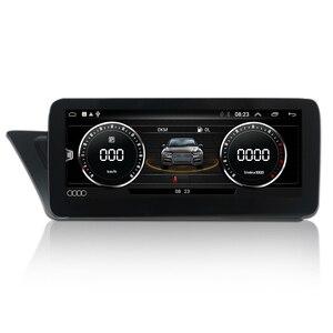 Image 4 - COIKA نظام أندرويد 10.0 وحدة رأس السيارة لأودي A4 A5 2009 2016 نظام تحديد المواقع نافي كاربلاي WIFI جوجل BT AUX IPS شاشة تعمل باللمس 2 + 32G RAM