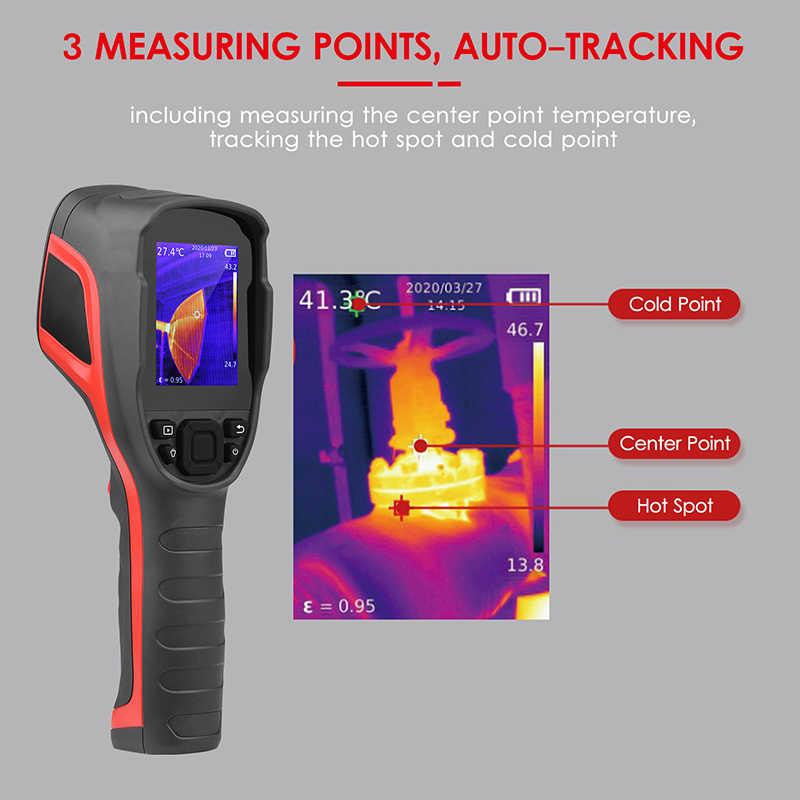 A-BF промышленный Термальность изображений Камера для ремонта 256*192 пикселей инфракрасный Термальность Imager дом обнаружения тепла-20 °C ~ 550 °C RX-680
