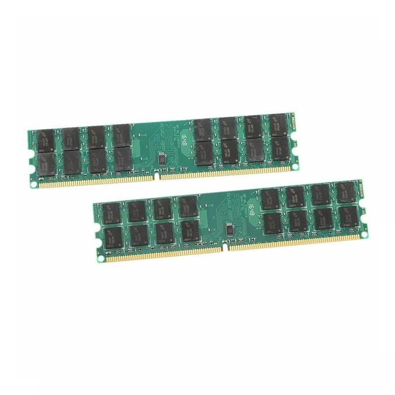 Ram DDR2 4GB 800 Mhz PC2-6400 240Pin Memory Dimm Just For AMD Desktop Ram