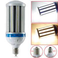 4 Uds al aire libre IP65 impermeable alta potencia bombilla LED tipo mazorca 55W 65W 162 leds 5730 AC85-265V E27 E40 campana montaje alto jardín lámpara de maíz