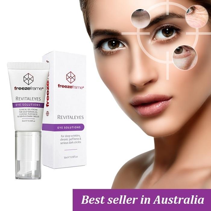Australia Freezeframe Revitaleyes Dark Circles Eye Solution Anti