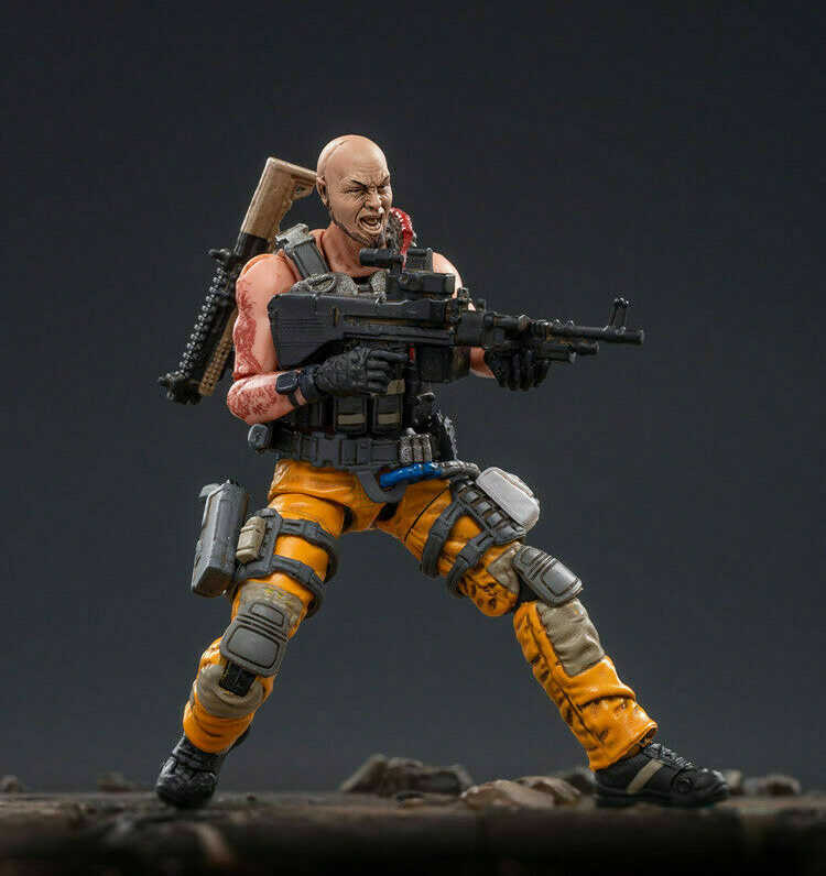 JOYTOY JTHC002 1//18 South African Bounty Hunter Soldier 10.5cm Action Figure Toy