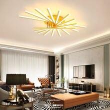 Новый светодиодный потолочный светильник креативная лампа для