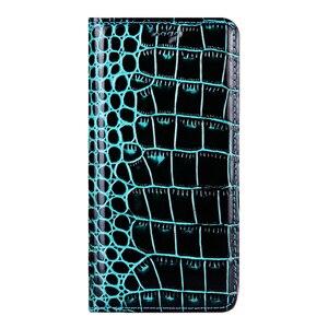 Image 5 - Crocodile Genuine Leather Case For Samsung Galaxy S6 S7 Edge S8 S9 S10 S20 Plus Note 20 Ultra Note 8 9 10 Plus S10E Cover Coque