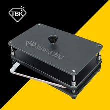 TBK Новая Универсальная формованная рамка под давлением, дозирующая ламинирующая Защитная форма со средней рамкой для ламинирования прессформы