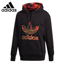 Original New Arrival Adidas Originals Men's Pullover Hoodies Sportswear
