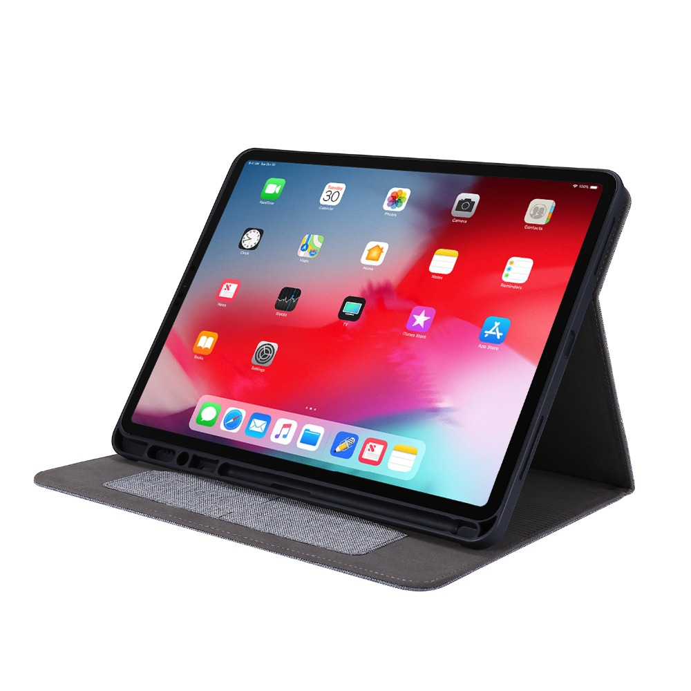 For inch 4th Holder Tablet With Pro For Case Pro Gen iPad 12.9 Coque iPad 2020 Pencil