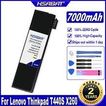 X270 X260 Bateria Do Portátil para Lenovo Thinkpad X270 X260 X240 X240S X250 T450 T470P T450S T440S K2450 W550S 45N1136 45N1738 68 +