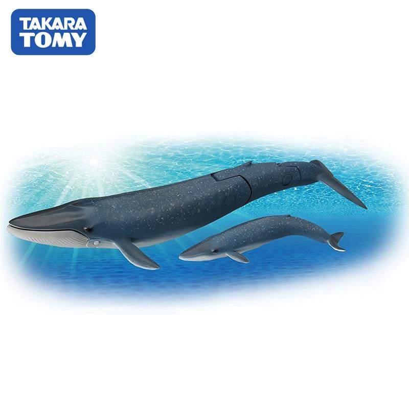 Takara Tomy ANIA AS-07 Squalo Bianco Figura Giappone