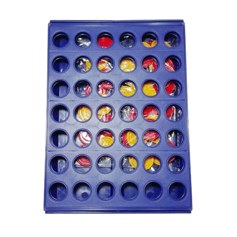New Intelligent Game Toys The Three-dimensional Four-game Four Chess Five Children's Board Game Educational Toys