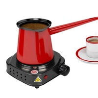 500 Вт 220 В мини электрические нагреватели плита молока воды Кофе Чай нагревательная печь многофункциональная кухонная техника