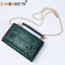 Real Python Snake Skin Designer Shoulder Bags Chain Crossbody Bag 2020 New Fashion Trendy Bag