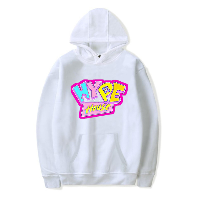 THE HYPE HOUSE THEMED HOODIE (12 VARIAN)