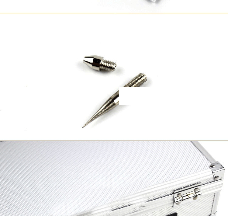 varredura ponto dispositivo cuidados com a pele ferramentas