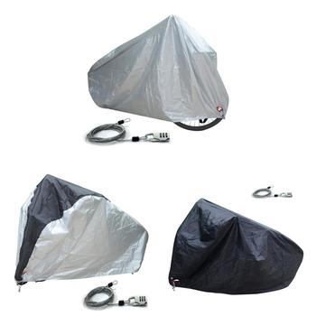 Motorcycle Heavy Duty Rain Cover 1