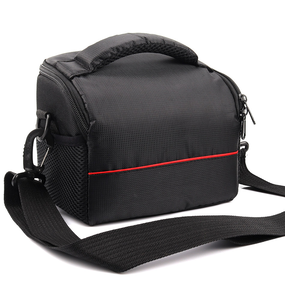 Portable Travel Carrying Case Camera Bag For Sony Alpha A6500 A6300 A6000 A5100 A5000 NEX-7 NEX-6 NEX-5T NEX-5 HX400 HX300