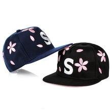 Женские бейсболки регулируемые кепки на плоской подошве для