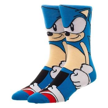 Cartoon Rabbit Sock Casual Hip Hop Creative Soft Comfortable Funny Novelty Skateboard socks Men Calcetines Hombre Divertido 29