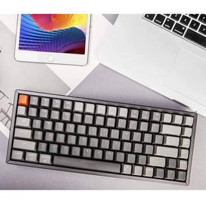 Image 2 - Keychron K2 C V2 Drahtlose Bluetooth USB Mechanische Tastatur Aluminium Rahmen, kompakte 84 Tasten RGB Hintergrundbeleuchtung N Key Rollover