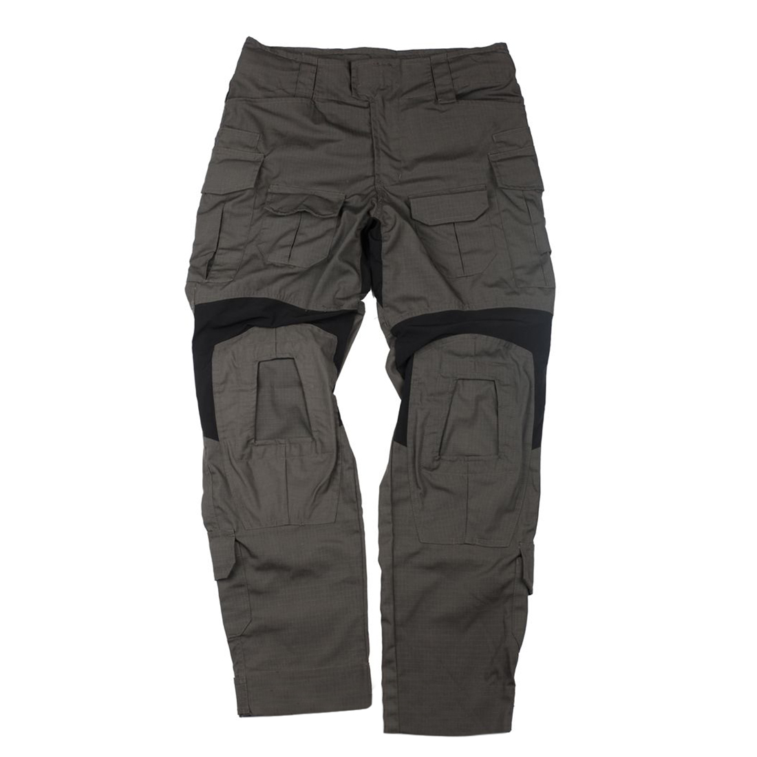 NewBACRAFT <font><b>G3</b></font> Multifunction Tactical <font><b>Pants</b></font> Outdoor Male <font><b>Combat</b></font> <font><b>Pants</b></font> - Smoke Green + Black XS/S/M/L/XL image