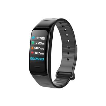 Dynamic heart rate blood pressure blood oxygen color screen intelligent bracelet sleep footmeter waterproof screen