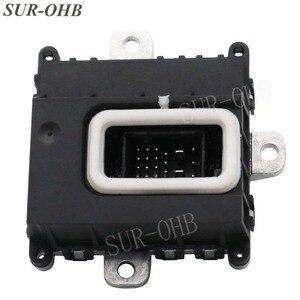 Image 4 - 63127189312 ALC Adaptive ไฟหน้า Drive Control Unit 7189312 Xenon Ballast สำหรับ E46 E90 E60 E61 E65 high beam บล็อก