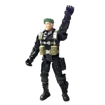 1:18 3.75 inch bomb disposal American soldier game dolls man figure male toys sence display parts accessories F car model gifts image