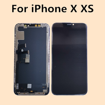 OLED LCD For iPhone X LCD Display Touch Screen Digitizer Assembly For iPhone XS Max Display Screen For iPhone XS LCD Replacement