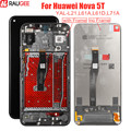 LCD Display für Huawei Nova 5T YAL L21 L61A L61D L71A LCD Screen + Touch Display Digitizer Ersatz für Huaawei nova 5t Display-in Handy-LCDs aus Handys & Telekommunikation bei