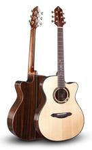 цена на Finlay TiamoT-A160C,ProfessionalSolid Top Guitar,40