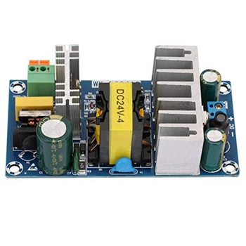 Switching Power Supply Module Ac 110V 220V to Dc 24V 6A Switching Board Promotion Panel Splitter 60Hz WX-DC2412 ac dc 12v 8a switching power supply circuit board module for monitor lcd built in power plate 12v96w bare board 110 240v 50 60hz