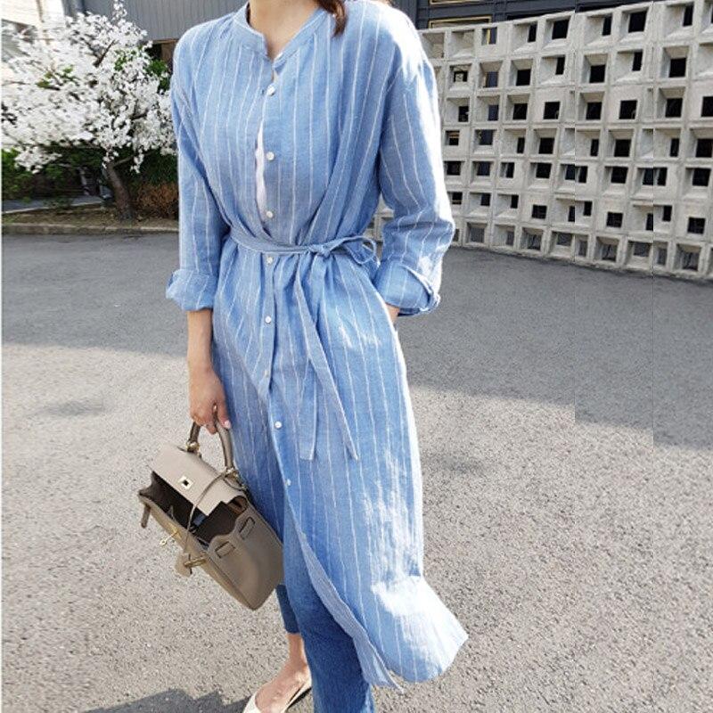 F880 2019 New Autumn Winter Women Fashion Casual Ladies Work Shirts Harajuku Coat