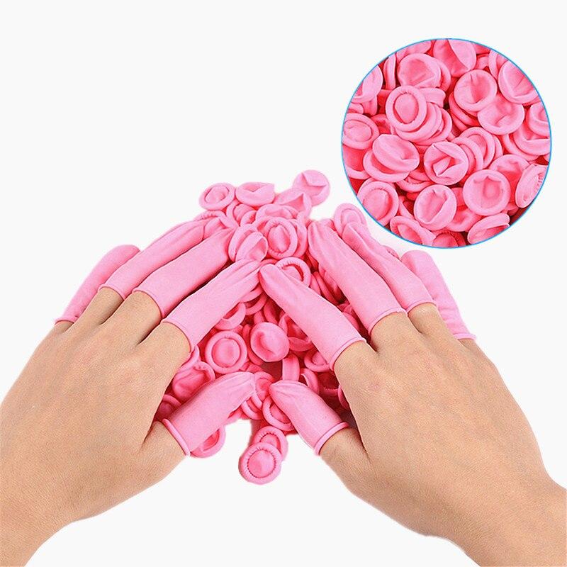 50 шт Новые одноразовые розовые латексные резиновые перчатки для пальцев антистатические защитные перчатки для еды аксессуары для приготовления пищи|Бытовые перчатки|   | АлиЭкспресс