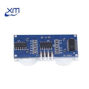 Image 4 - Free shipping 100pcs Ultrasonic Module HC SR04 Distance Measuring Transducer Sensor Samples Best prices