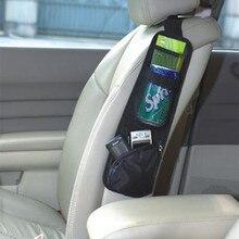 Полезное сиденье для салона автомобиля чехлы Висячие Сумки коллектор Органайзер с мешочками с карманами для хранения сиденье сумка для стула сбоку