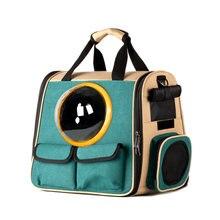 Сумка для собак кошек рюкзак переноска домашних животных путешествий