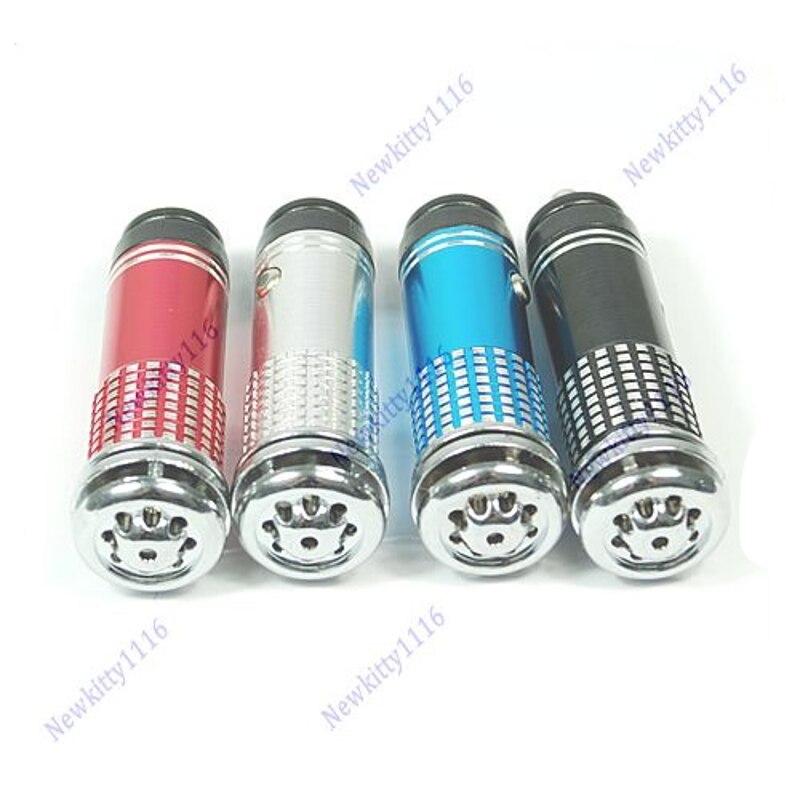 Mini Auto Car Fresh Air 12V Ionic Purifier Oxygen Ozone Ionizer Cleaner Filter Y5LF|Air Purifiers| - AliExpress