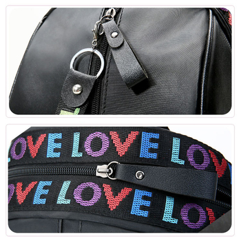 Pure Color Women Travel Bag 1