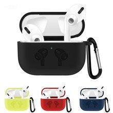 Dla apple airpods Pro Case air pods Pro Cover Funda bezprzewodowa torba na słuchawki pokrowiec na a
