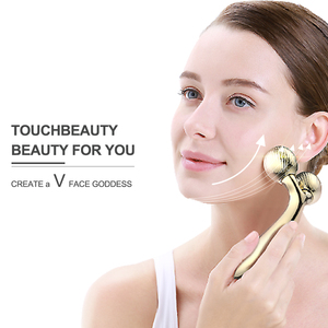 Image 3 - TOUCHBeauty Facial Roller Lifting Device for Face Toning, Slimming Body and Skin Anti Aging Beauty Skin Device TB 1613A