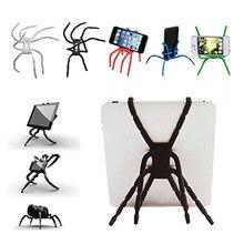 Suporte universal de mesa para celular, suporte ajustável de mesa para celular montagem de apoio para iphone 7 11 samsung huawei