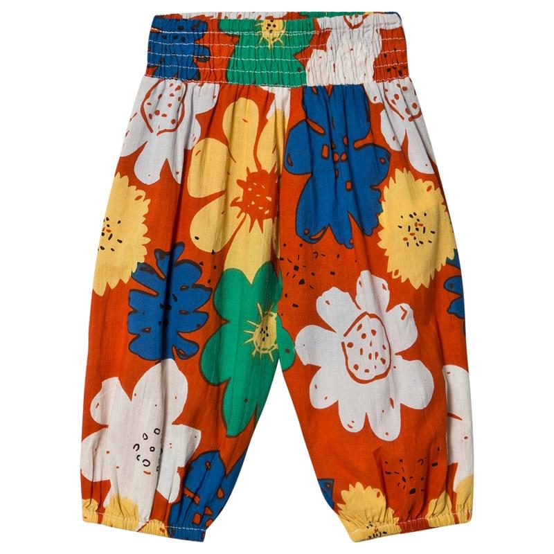 meninas bottoms de verão longos bloomers crianças